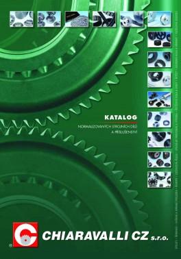 Katalog strojních dílů