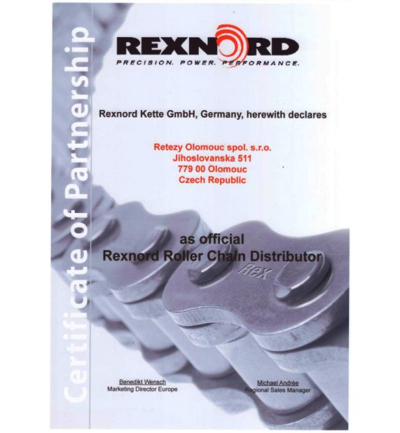 Rexnord Roller Chain Distributor