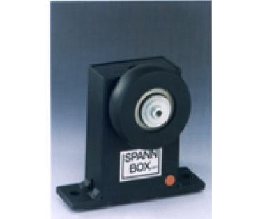 Spann-Box® velikost 1 typ SR-L napínací kladka na podélné straně