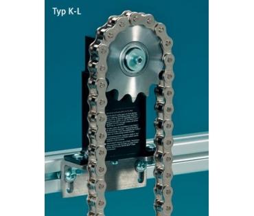 SPANN-BOX VELIKOST 1 s řetězovým kolem typ K-L/typ K-S
