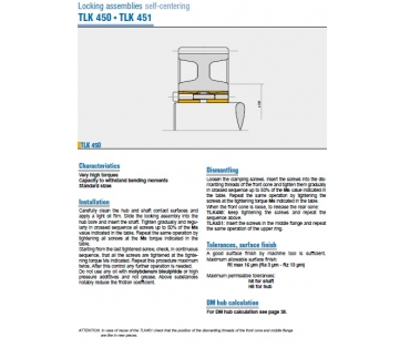 TLK 450 - TLK 451 a TLK 451.0