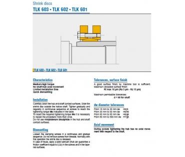 TLK 603 - TLK 602 a TLK 601