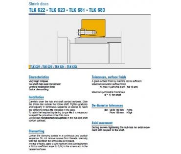 TLK622-TLK623-TLK681 a TLK 683