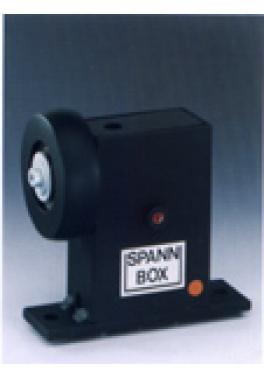 Spann-Box® velikost 1 typ SR-S  napínací kladka na přední straně